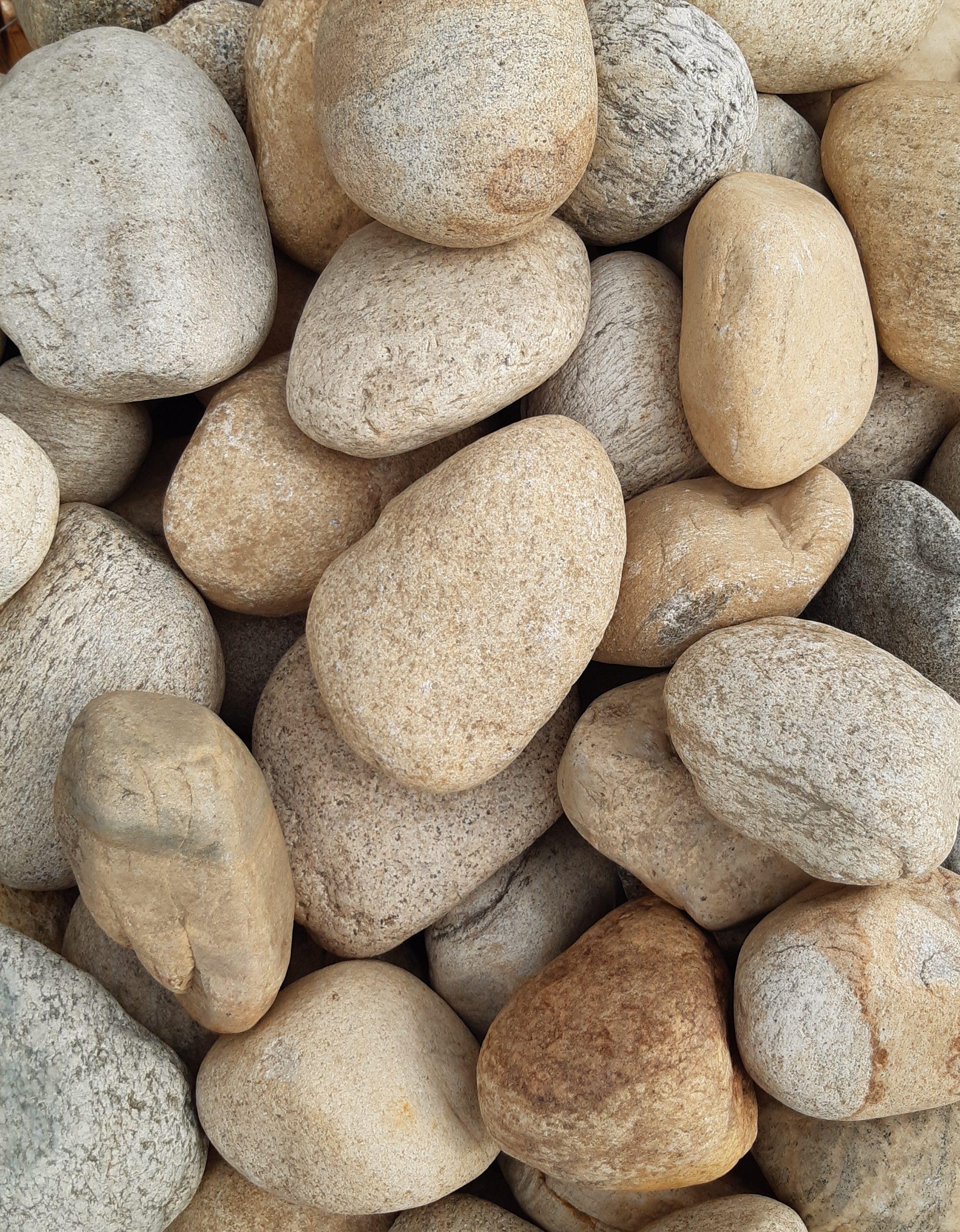 Klaubsteine, Biotopbau natur