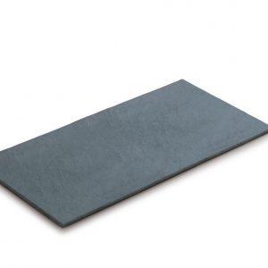 Aufnahme einer PANNONIA Granit Steinplatte in anthrazit-grau