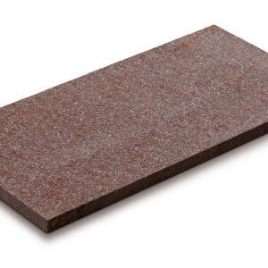 Aufnahme einer PANNONIA Steinplatte in profido-rosso