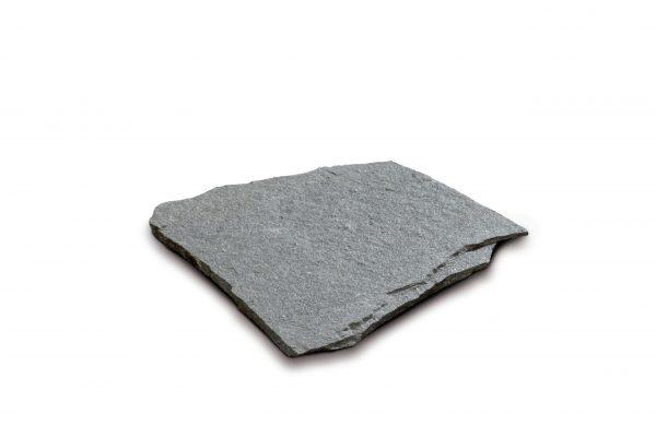 Aufnahme einer PANNONIA Quarz Steinplatte in silber