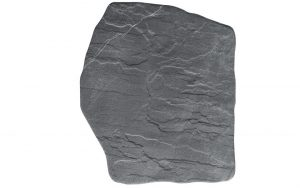 Steinplatte polygonal, ardesia
