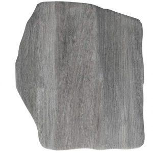 Aufnahme einer PANNONIA Steinplatte in holz-grigio