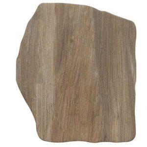 Aufnahme einer PANNONIA Steinplatte in holz-marrone